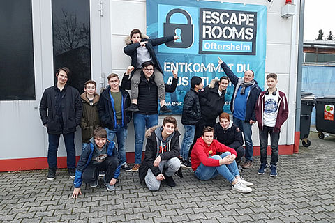 Team-Challenge: Escape Rooms