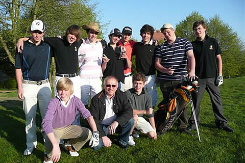 Golf-Cup 2010